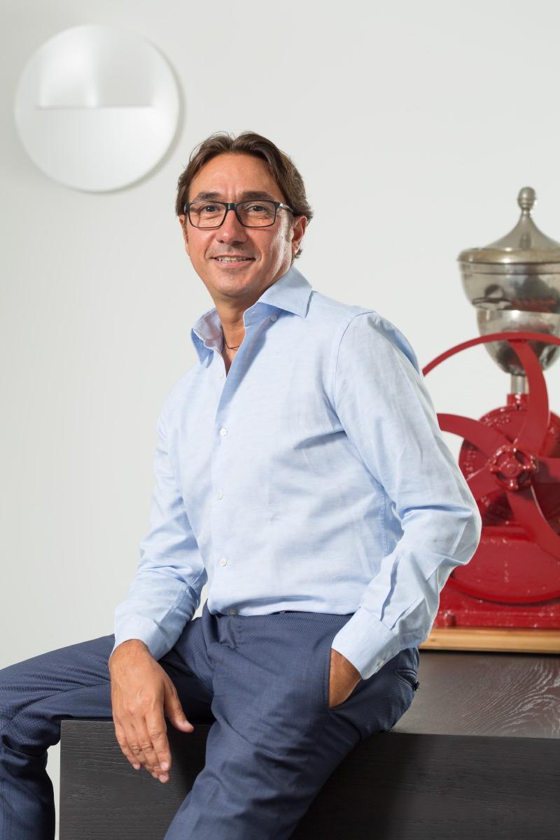 Luigi Morello, presidente Istituto Nazionale Espresso Italiano (Inei)