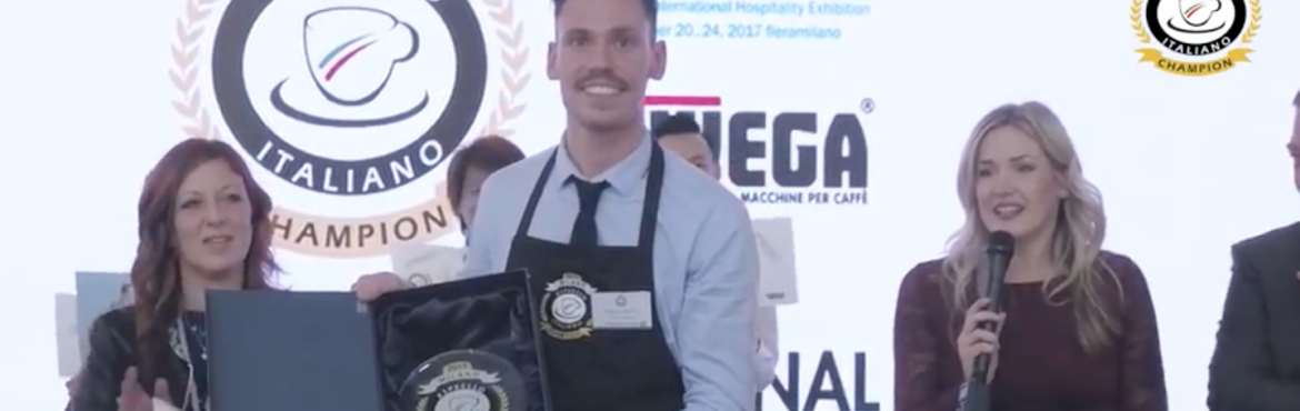 Espresso Italiano Champion 2017: the Final